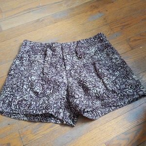 Printed Urban Outfitters Shorts